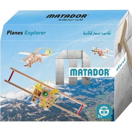 Matador Explorer 5+ Vliegtuigen
