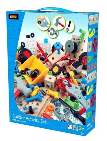 Brio Builder Activity  (Tweedekans)