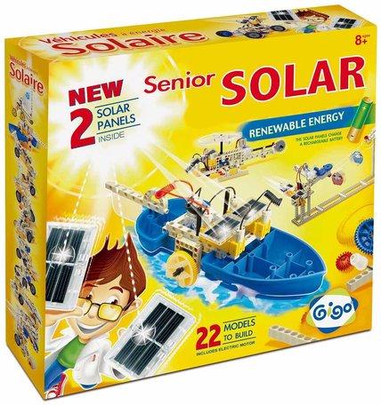 Zonne-Energie Senior 7345 (Tweedekans)