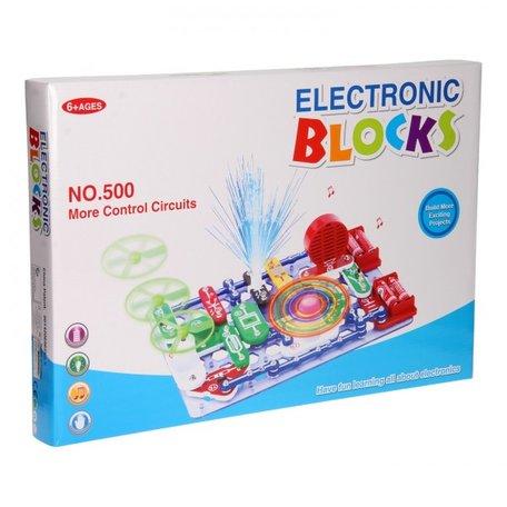 Elektrokit 71 experimenten More Control Circuits