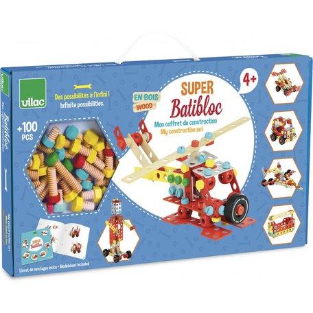 BATiBLOC SUPER constructie