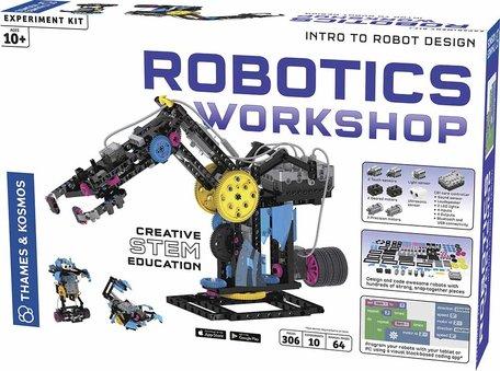 Robotica Werkplaats 1246 (tweedekans)