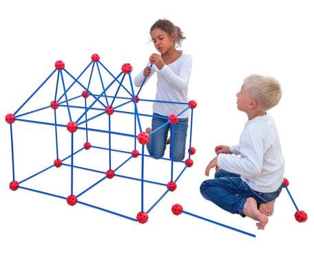 Geometrische Constructie XXL set 77-delig