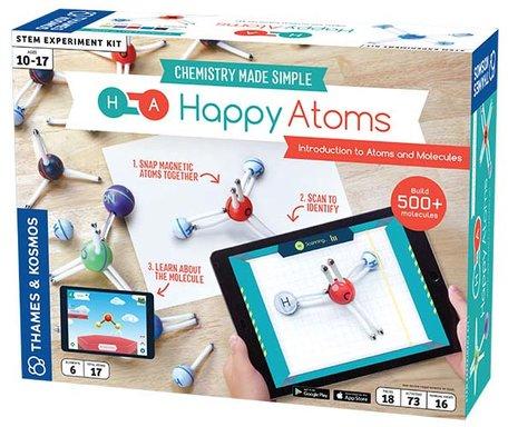 Atomen en Moleculen Introductie set