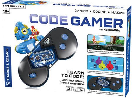 CodeGamer - zelf Games programmeren