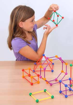 Geometrische Constructie set 330-delig