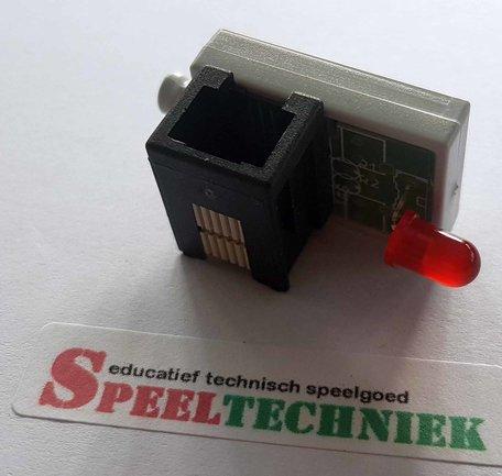 Engino LED Rood robots