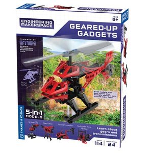 Geared-UP Gadgets Engineering