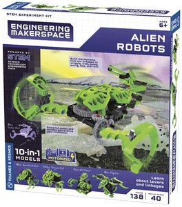 Alien Robots Engineering Makerspace