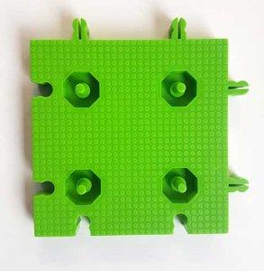 Korbo Grondplaat Groen aanvulset 5-delig