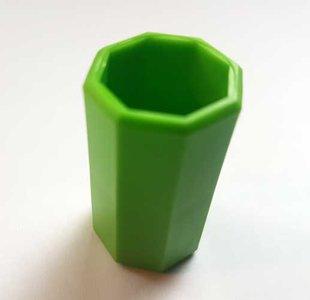 Korbo Cilinders Groen aanvulset 30-delig