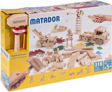 Matador Explorer 5+ 318-delig Klassik2