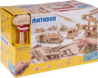 Matador Explorer 5+ 717-delig Klassik5