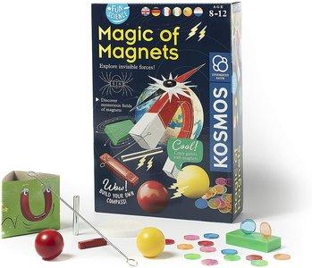 De Magie van Magneten