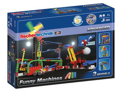 Fischertechnik ADVANCE Funny Machines