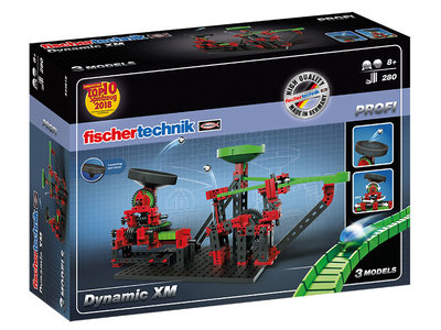 Fischertechnik PROFI Dynamic XM