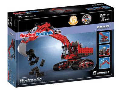 Fischertechnik PROFI Hydrauliek