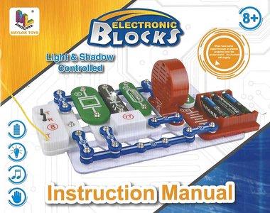 Elektrokit 33+ experimenten Handleiding en Opdrachtenboek
