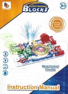 Elektrokit 71 experimenten Handleiding en Opdrachtenboek