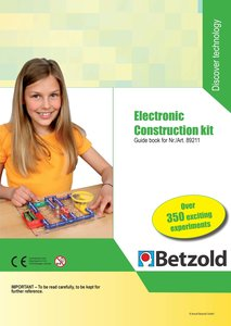 Elektrokit 325+ experimenten Handleiding en Opdrachtenboek