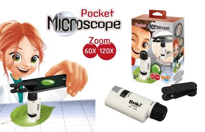Pocket zakmicroscoop