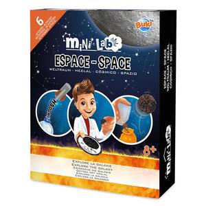 Mini Lab Ontdek het heelal - Buki