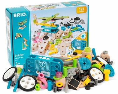 Brio Builder Motor Constructie 121-delig