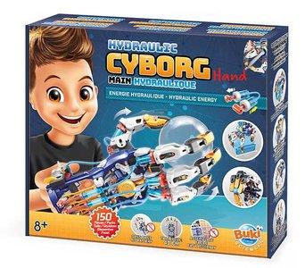 Hydraulische Cyberhand - Bouwset