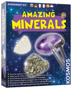 Gesteente en Mineralen Experimenteerdoos