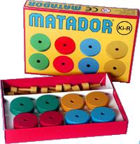 Matador Maker - Ki-R Wielen aanvulset