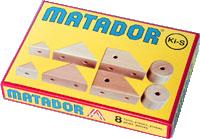 Matador Maker - Ki-S Speciale elementen aanvulset