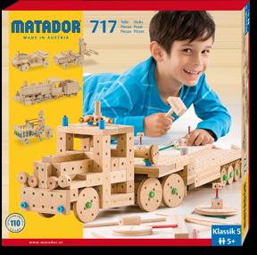 Matador Explorer - Klassik 5 - 717 delig