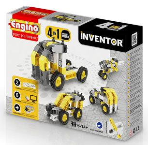 Engino INVENTOR Industrie 4 modellen