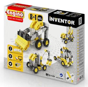 Engino INVENTOR Industrie 8 modellen