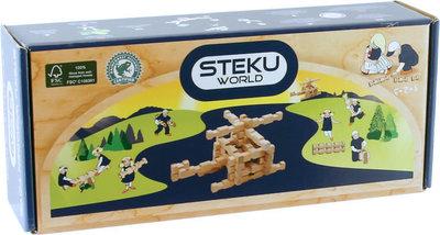 STEKUworld Blauw 40