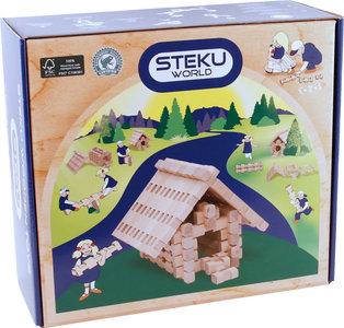 STEKUworld Blauw 170
