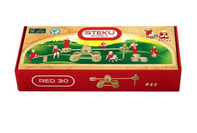 STEKUworld Rood 30
