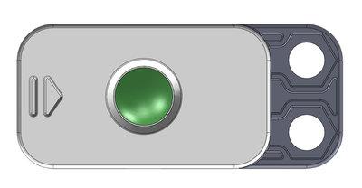Robotron J-45 Module LED Groen