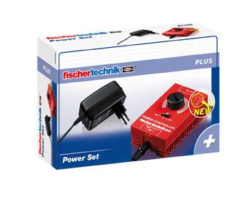 Fischertechnik PLUS Power 220V