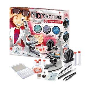Microscoop met 30 experimenten - Buki