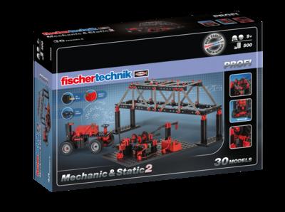 Fischertechnik PROFI Mechanica en Statica 2