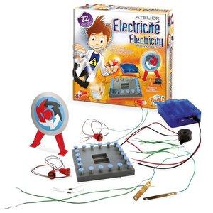 Elektriciteit Werkplaats - Buki