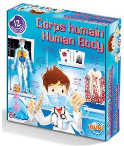 Het menselijk lichaam 12 experimenten - Buki