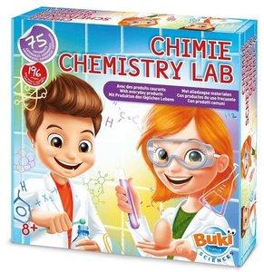 Scheikunde lab 75 experimenten - Buki