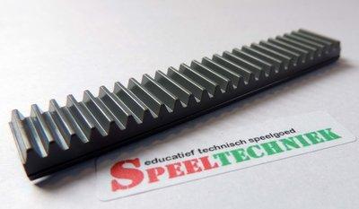 LASiE CLIC onderdeel Strip Tandwiel Grijs 8 cm