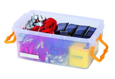 Elektrische Materialen box