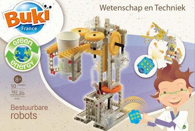 Handleiding Bestuurbare robots 7328 NL