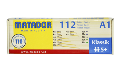 Matador Explorer - Klassik A1 aanvulset voor wielen