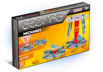 GEOMAG MECHANICS 103-delig