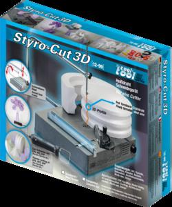 TheCoolTool StyroCut 3D Hardschuim snijder
